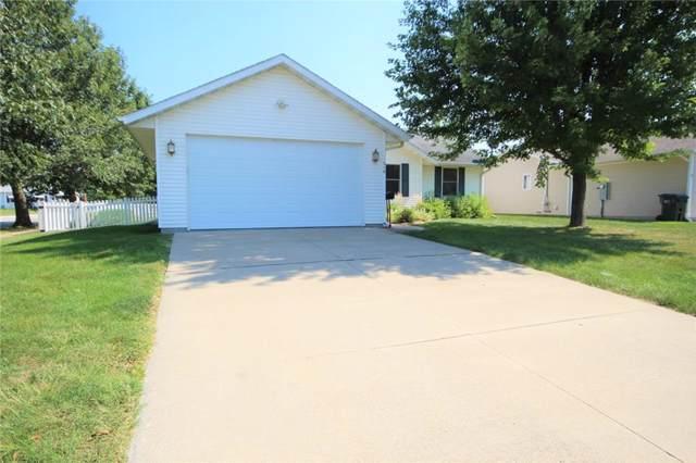 318 N I Street, Oskaloosa, IA 52577 (MLS #591223) :: Moulton Real Estate Group