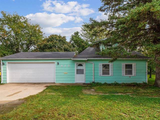 415 N Harlan Street, Stuart, IA 50250 (MLS #591693) :: Moulton Real Estate Group