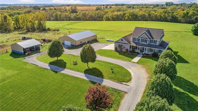 141 40th Avenue, Runnells, IA 50237 (MLS #593073) :: Better Homes and Gardens Real Estate Innovations