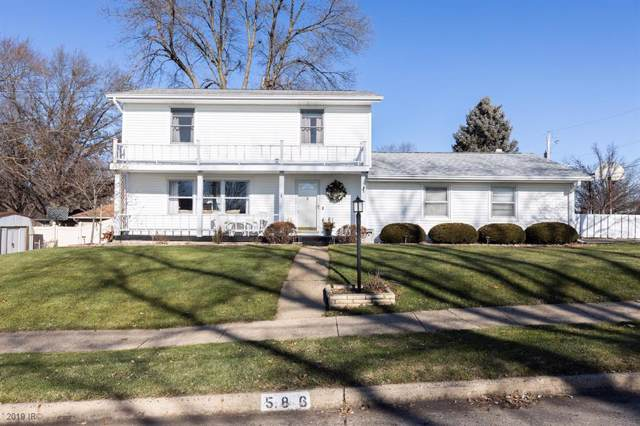 586 Greenfield Parkway, Des Moines, IA 50320 (MLS #595911) :: Pennie Carroll & Associates