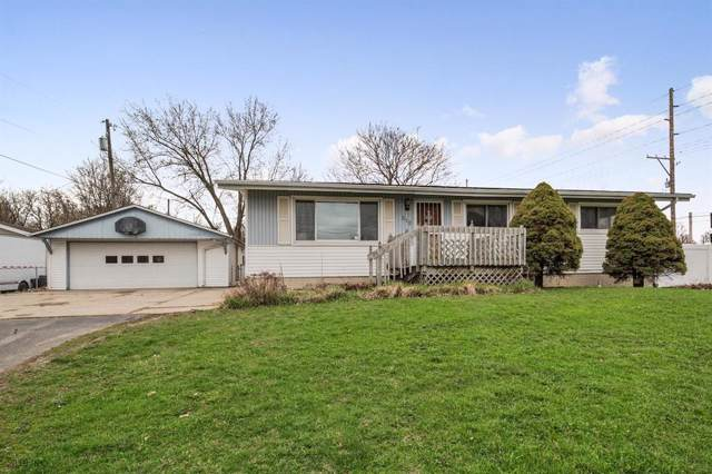 512 W South Street, Marshalltown, IA 50158 (MLS #596079) :: Pennie Carroll & Associates