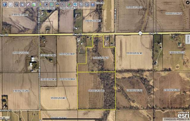 5376 Hwy 92 Highway, Martensdale, IA 50211 (MLS #597256) :: Better Homes and Gardens Real Estate Innovations