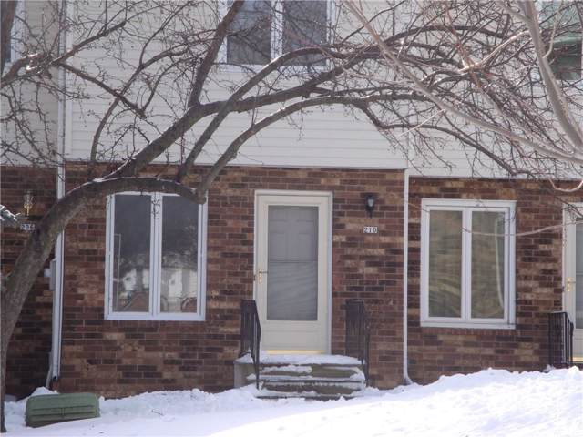210 Holiday Circle #39, West Des Moines, IA 50265 (MLS #597686) :: Pennie Carroll & Associates