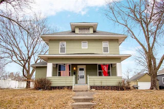608 E 1st Avenue, Indianola, IA 50125 (MLS #598981) :: Moulton Real Estate Group