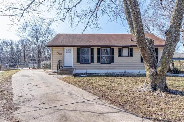 4101 Maple Street, Des Moines, IA 50317 (MLS #599147) :: Better Homes and Gardens Real Estate Innovations
