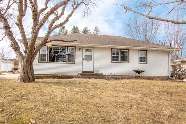 501 N 10th Street, Indianola, IA 50125 (MLS #599745) :: Moulton Real Estate Group