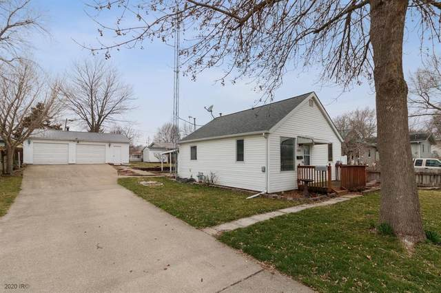 1006 N Brobst Street, Knoxville, IA 50138 (MLS #601731) :: Moulton Real Estate Group