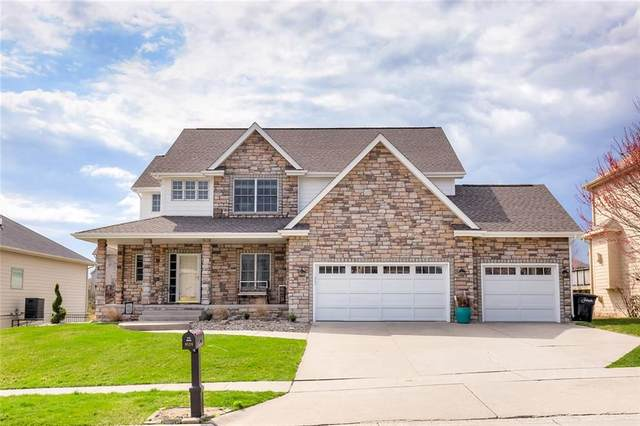 9516 Century Woods Circle, Johnston, IA 50131 (MLS #601890) :: Pennie Carroll & Associates