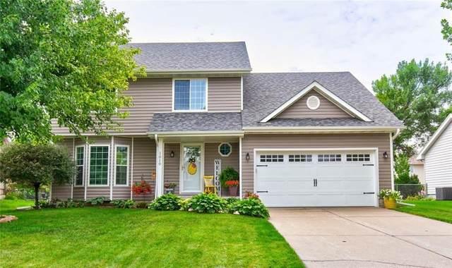 1010 SE Dolan Drive, Grimes, IA 50111 (MLS #601957) :: Moulton Real Estate Group