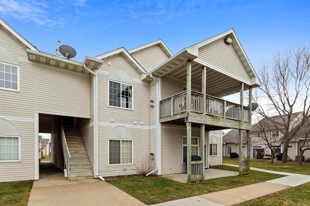 950 67th Street #424, West Des Moines, IA 50266 (MLS #602039) :: Moulton Real Estate Group