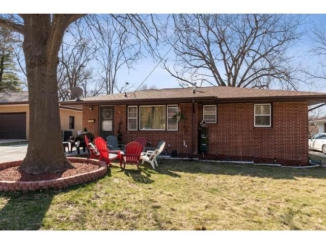 3416 Fairlane Drive, Des Moines, IA 50315 (MLS #602159) :: EXIT Realty Capital City