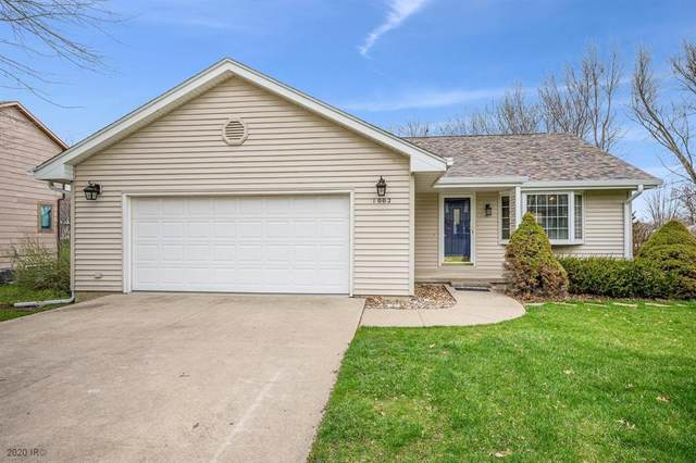 1002 W Euclid Avenue, Indianola, IA 50125 (MLS #602665) :: Better Homes and Gardens Real Estate Innovations