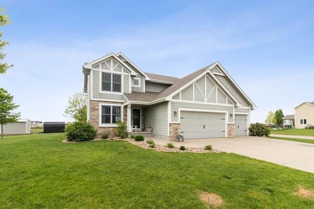 3116 NW Northpark Drive, Ankeny, IA 50023 (MLS #605801) :: Pennie Carroll & Associates