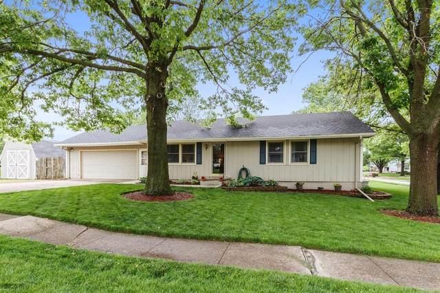 502 N 14th Street, Indianola, IA 50125 (MLS #606348) :: Pennie Carroll & Associates