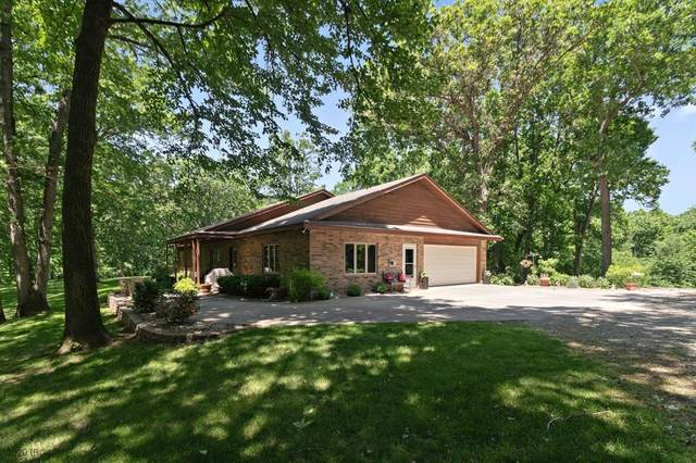2160 152nd Lane, Carlisle, IA 50047 (MLS #606574) :: Better Homes and Gardens Real Estate Innovations