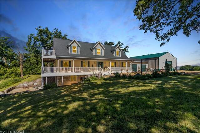 2626 180th Trail, Panora, IA 50216 (MLS #607481) :: Moulton Real Estate Group