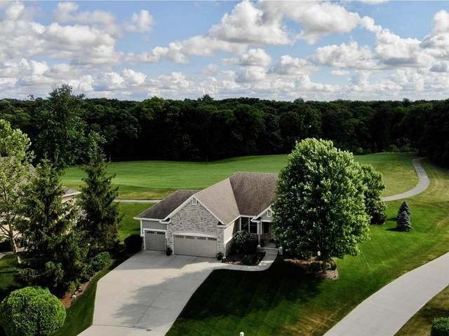 1424 Prairie Ridge Drive, Polk City, IA 50226 (MLS #607808) :: Pennie Carroll & Associates