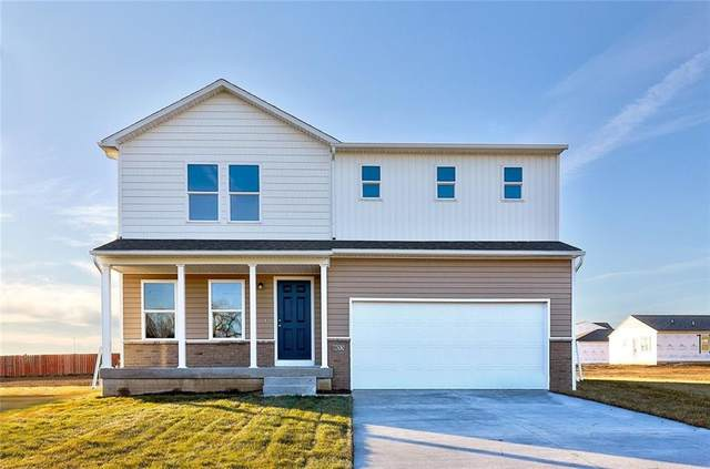 803 Springview Drive, Pleasantville, IA 50225 (MLS #610523) :: Moulton Real Estate Group