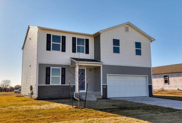 703 Lily Lane, Pleasantville, IA 50225 (MLS #610524) :: Moulton Real Estate Group