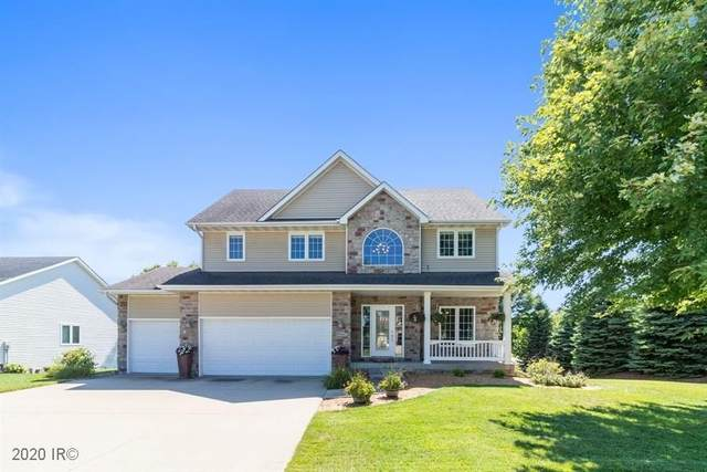 9926 Brookview Drive, Urbandale, IA 50322 (MLS #611931) :: Pennie Carroll & Associates
