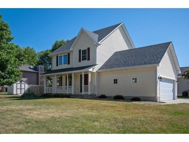 195 Becky Lynn Boulevard, Pleasant Hill, IA 50327 (MLS #611963) :: Better Homes and Gardens Real Estate Innovations