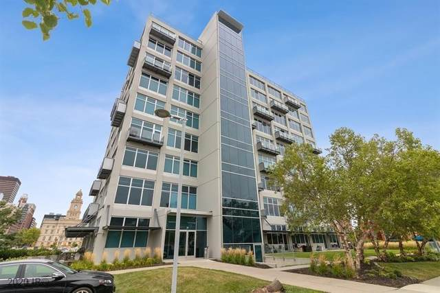 120 SW 5th Street #605, Des Moines, IA 50309 (MLS #613221) :: Moulton Real Estate Group