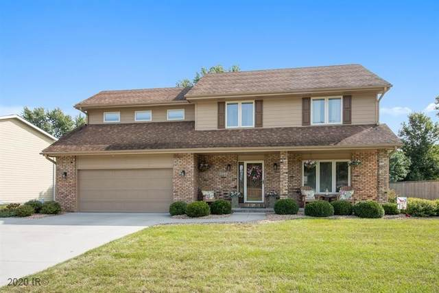 6013 N Winwood Drive, Johnston, IA 50131 (MLS #613972) :: Moulton Real Estate Group