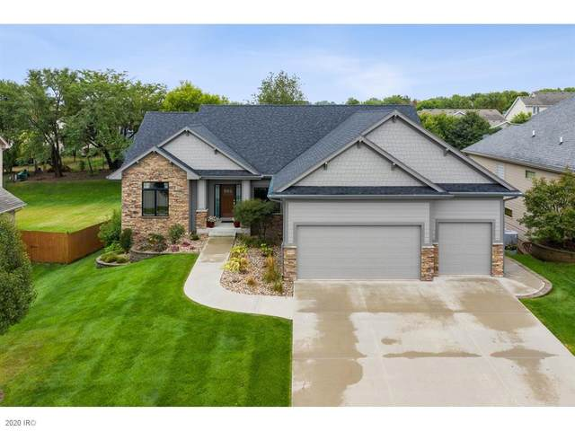 9112 Wooded Point Drive, Johnston, IA 50131 (MLS #614112) :: Moulton Real Estate Group