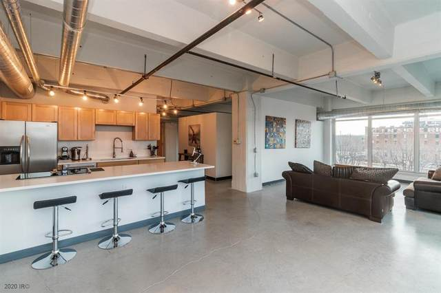 120 SW 5th Street #301, Des Moines, IA 50309 (MLS #618421) :: Pennie Carroll & Associates