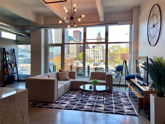 120 SW 5th Street #203, Des Moines, IA 50309 (MLS #618427) :: Pennie Carroll & Associates