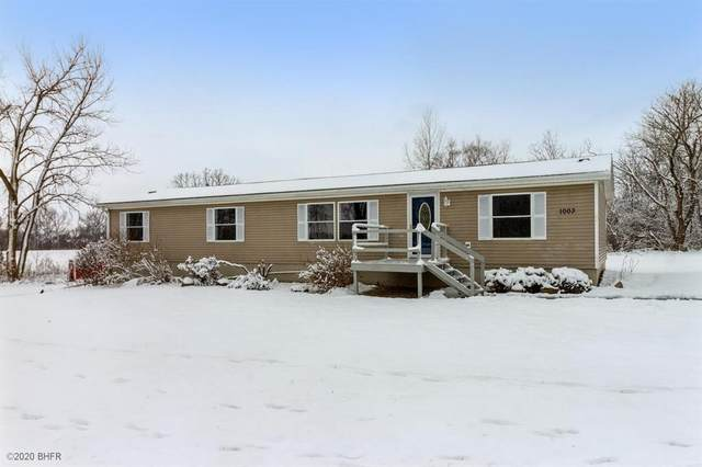 1003 1st Street, Indianola, IA 50125 (MLS #619458) :: Better Homes and Gardens Real Estate Innovations