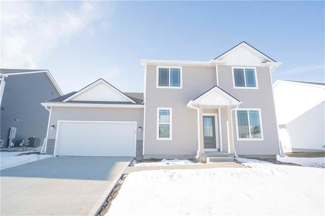 60 SE Dorr Drive, Pleasant Hill, IA 50327 (MLS #620264) :: Better Homes and Gardens Real Estate Innovations