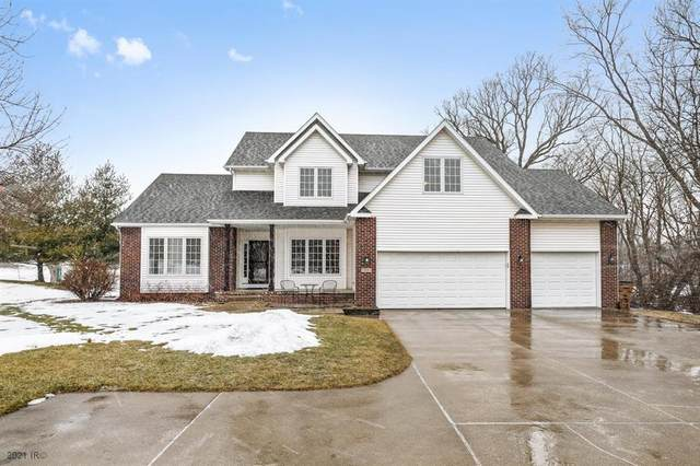 7990 NW 63rd Court, Johnston, IA 50131 (MLS #620736) :: Better Homes and Gardens Real Estate Innovations