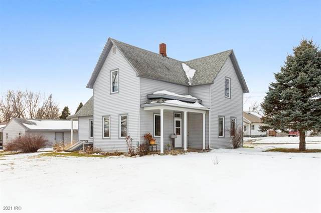 509 W Monroe Street, Pleasantville, IA 50225 (MLS #621223) :: Moulton Real Estate Group