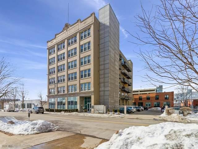 112 E 11th Street #202, Des Moines, IA 50309 (MLS #623145) :: EXIT Realty Capital City