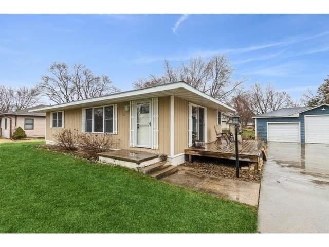 5355 NW 63rd Place, Johnston, IA 50131 (MLS #624817) :: Pennie Carroll & Associates