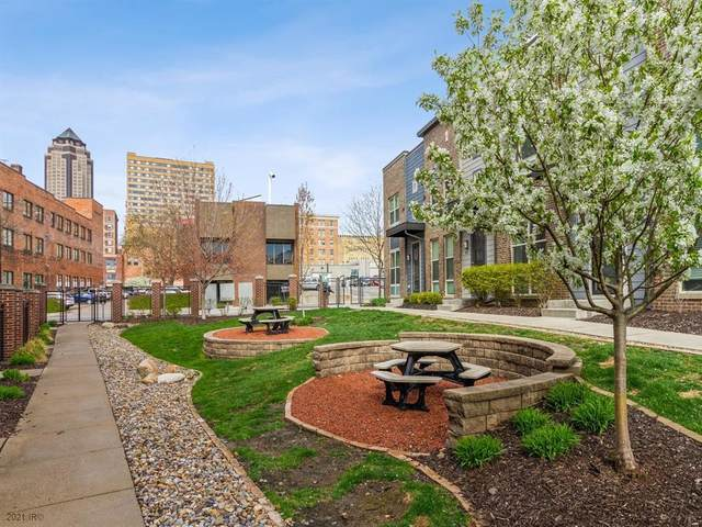 214 Watson Powell Jr Way #401, Des Moines, IA 50309 (MLS #627457) :: EXIT Realty Capital City