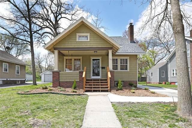 507 Stanton Avenue, Ames, IA 50014 (MLS #627810) :: EXIT Realty Capital City