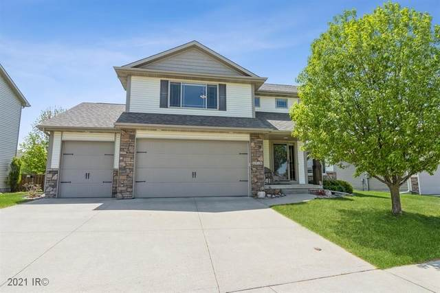 1520 SE Bristol Drive, Waukee, IA 50263 (MLS #628496) :: Moulton Real Estate Group