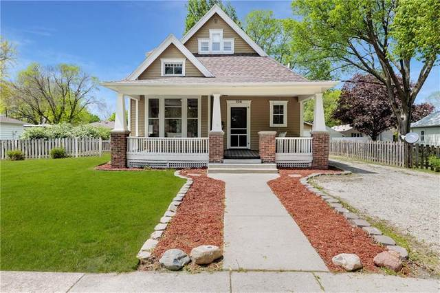 114 N 8th Avenue, Winterset, IA 50273 (MLS #628655) :: Better Homes and Gardens Real Estate Innovations