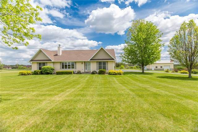 2262 169 Highway, Winterset, IA 50273 (MLS #628715) :: Pennie Carroll & Associates