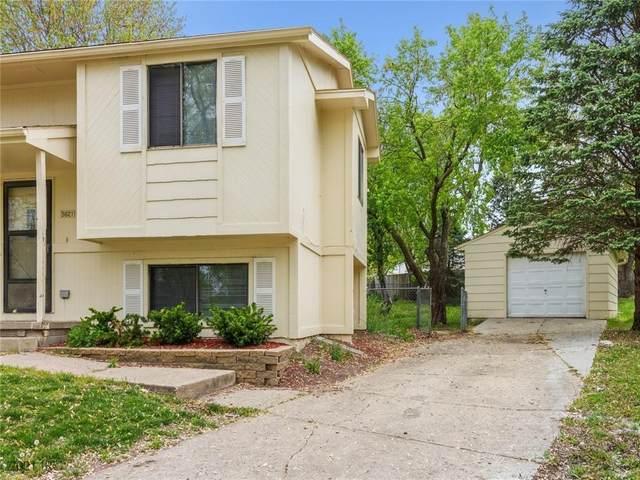 3621 E 41st Street, Des Moines, IA 50317 (MLS #628861) :: Pennie Carroll & Associates