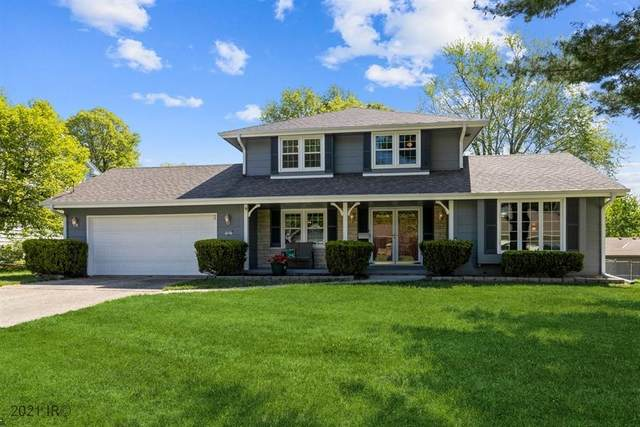 551 34th Place, West Des Moines, IA 50265 (MLS #628976) :: Pennie Carroll & Associates