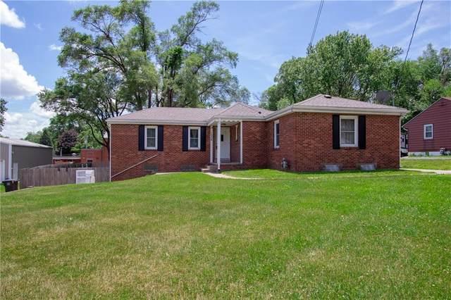 1234 Herold Avenue, Des Moines, IA 50315 (MLS #630877) :: EXIT Realty Capital City