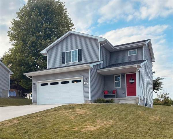 102 W Orchard Avenue W, Indianola, IA 50125 (MLS #632139) :: Better Homes and Gardens Real Estate Innovations