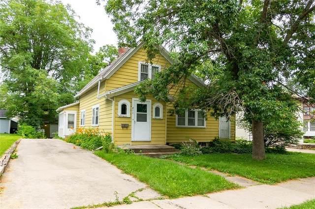 411 E Jefferson Street, Winterset, IA 50273 (MLS #632778) :: Moulton Real Estate Group