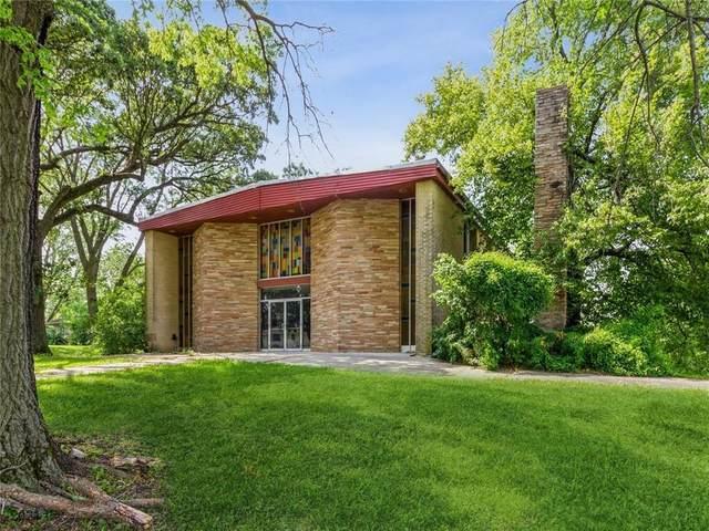 1200 W Iowa Avenue, Indianola, IA 50125 (MLS #633537) :: Pennie Carroll & Associates