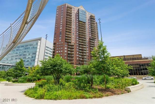 300 Walnut Street #2001, Des Moines, IA 50309 (MLS #633733) :: Better Homes and Gardens Real Estate Innovations