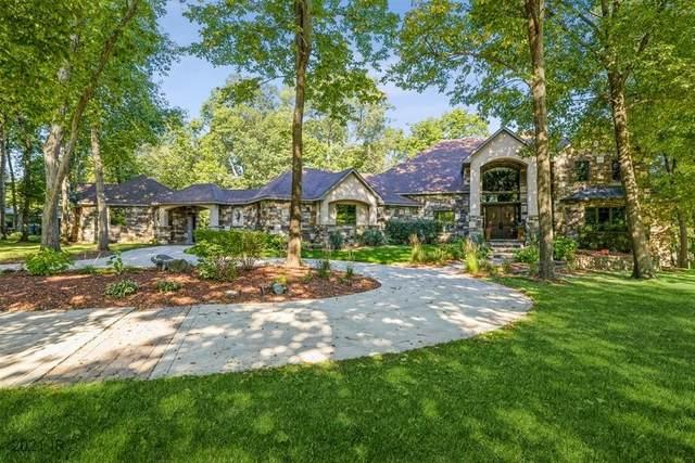28777 Hickory Ridge Drive, Van Meter, IA 50261 (MLS #637687) :: Pennie Carroll & Associates