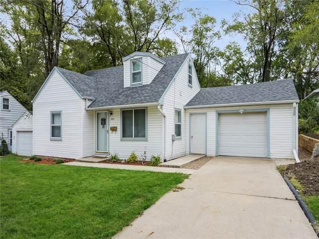 7011 SW 15th Street, Des Moines, IA 50315 (MLS #637925) :: Pennie Carroll & Associates